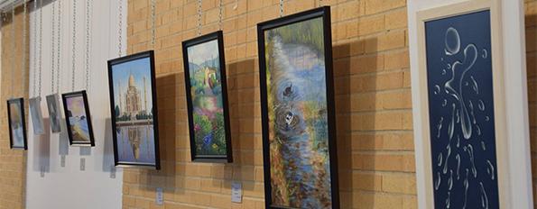 Exposición Arte por la memoria