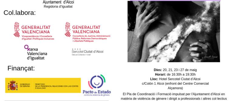 Jornades formatives en matèria de Violència de Gènere