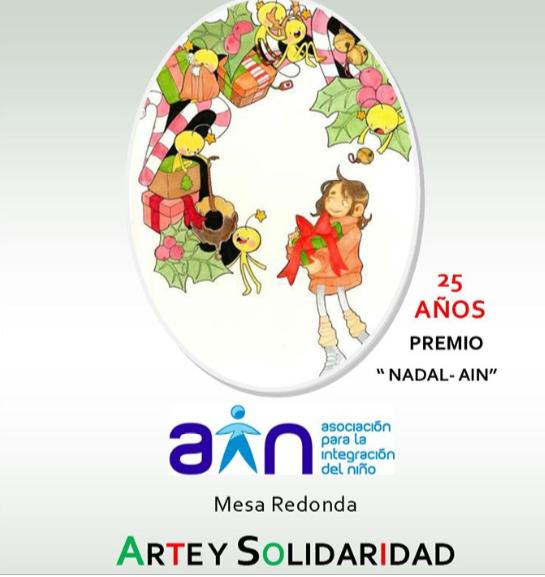 Mesa Redonda 'Arte y Solidaridad' organizada por AIN